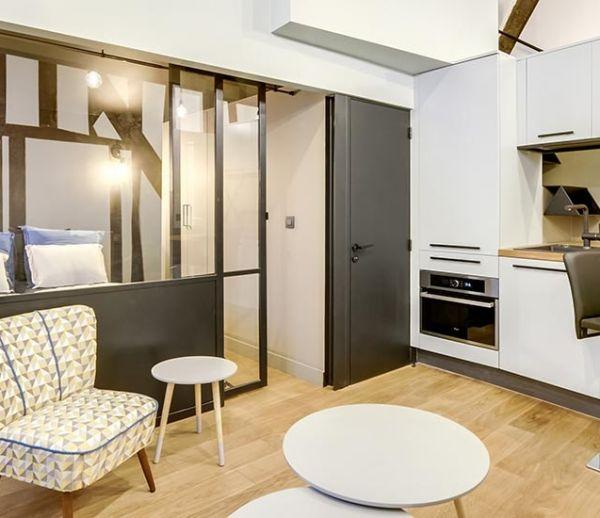 Avant / Après : 4 rénovations qui prouvent qu'une mini-cuisine peut être optimisée avec style