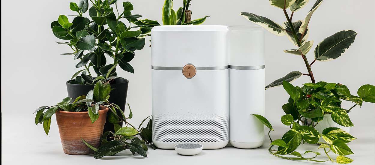 Un purificateur d'eau high-tech pour réduire sa consommation de bouteilles en plastique