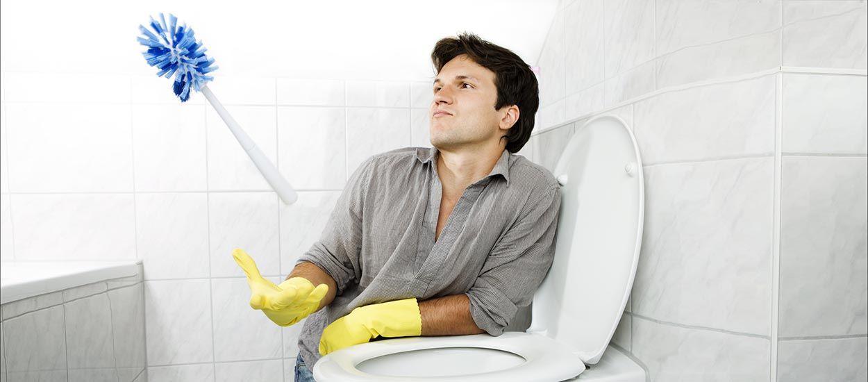 7 solutions écolos pour des toilettes toujours propres