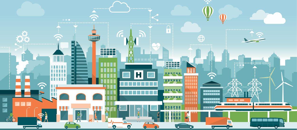 Quelles sont les meilleures smart cities de France ?
