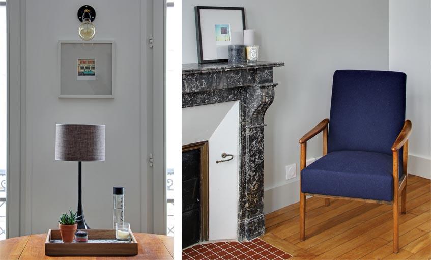 une verri re d 39 int rieur pour am nager une chambre dans un studio. Black Bedroom Furniture Sets. Home Design Ideas