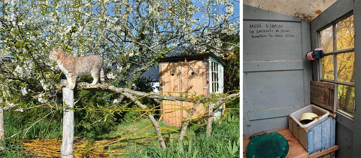 Les toilettes à compost : la nouvelle génération de toilettes sèches encore plus écolo