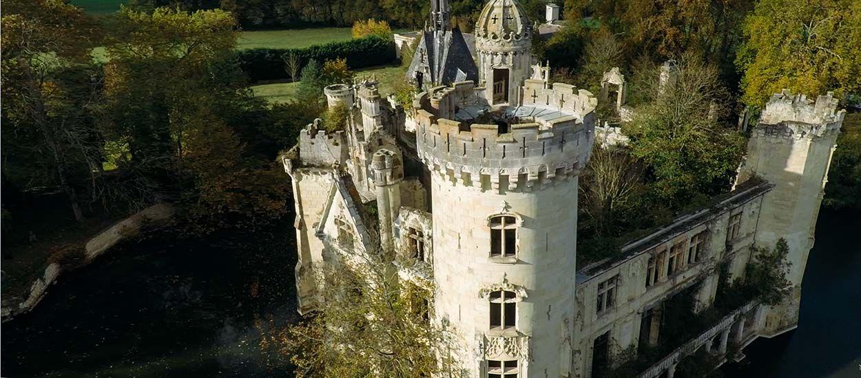 Devenez copropriétaire de ce sublime château pour seulement 51 euros !
