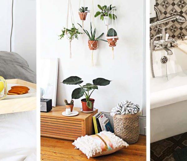 15 tutoriels pour passer un parfait week-end cocooning à la maison