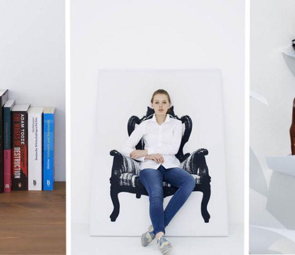 Ces deux designers japonais sont les maîtres de l'illusion, à découvrir absolument