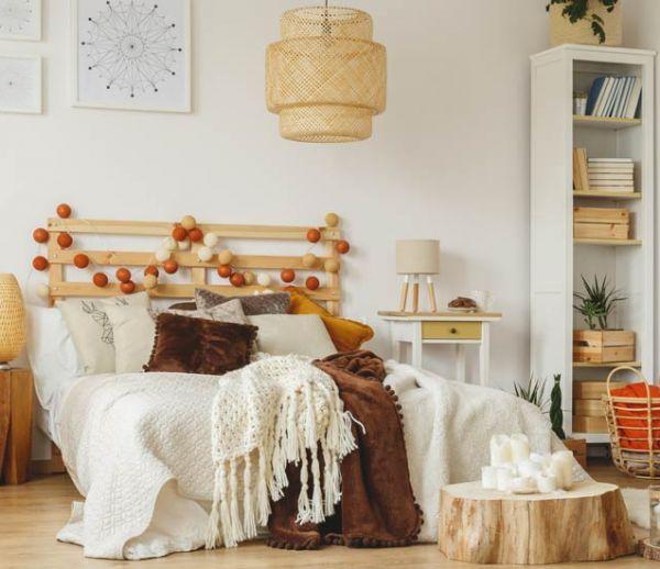 12 conseils pour transformer votre chambre en paradis du cocooning