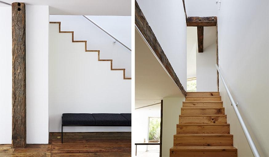 cette maison insolite et biscornue raconte une dr le d 39 histoire. Black Bedroom Furniture Sets. Home Design Ideas