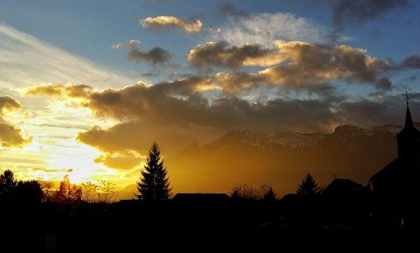 Soleil et montagne : vos plus belles photos de ce mois de décembre