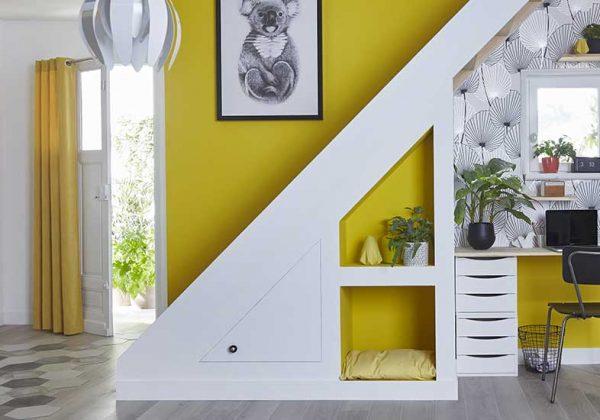 17 Idées D Aménagement Sous L Escalier Rangement Sous L