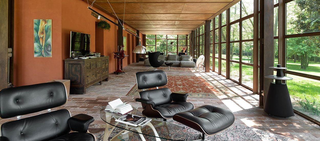 Des architectes ont choisi d'agrandir cette maison avec une verrière et c'est sublime !