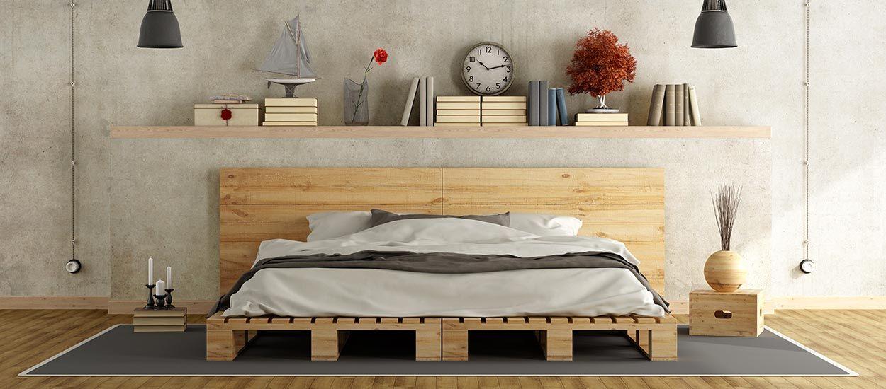 Vernir teindre ou patiner l 39 art de la finition des meubles en palette en bois - Meubles en palettes bois ...