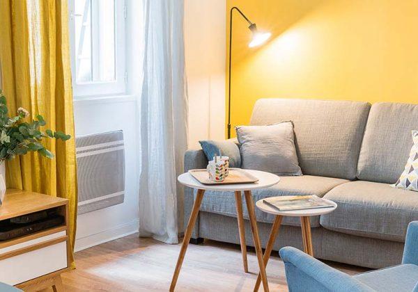 aménagement appartement style scandinave