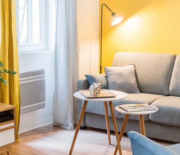 9 idées déco à piquer dans cet appartement scandinave et ensoleillé