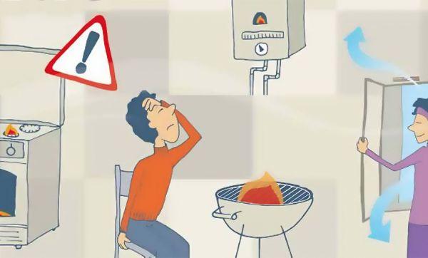 Chauffage : les bons gestes pour prévenir l'intoxication au monoxyde de carbone