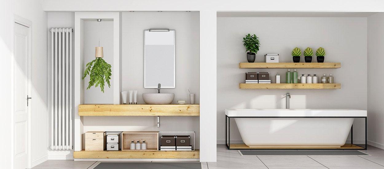 Conseils de pro pour installer les équipements d'une salle de bains