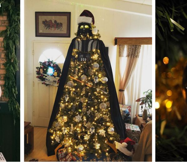 J-20: 11 idées déco de Noël insolites pour les fans de Star Wars