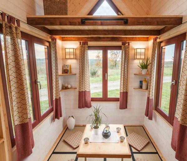 Cette tiny house va faire rêver les amoureux du Japon !