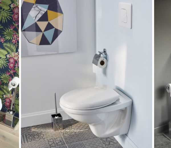 am nagement d co des toilettes 18h39. Black Bedroom Furniture Sets. Home Design Ideas