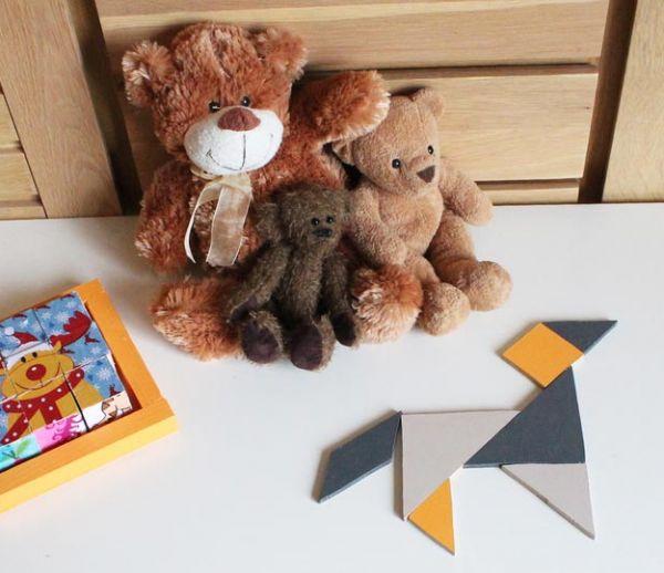 Tutos : tangram et puzzle en bois : Fabriquez deux jeux d'enfant pour moins de 20 euros