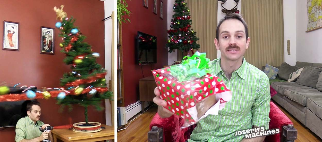 Vidéo : Voici la méthode imparable pour emballer des cadeaux en 10 secondes top chrono