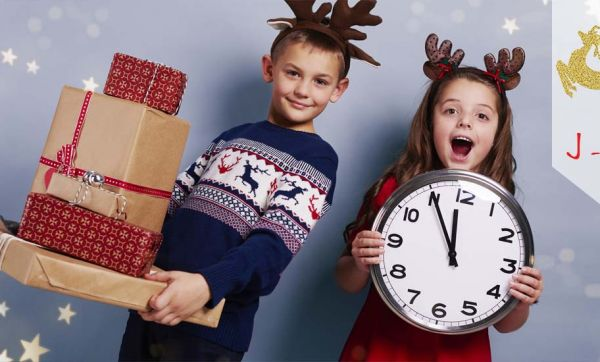 J-1 : 8 chouettes idées pour faire patienter les enfants avant d'ouvrir les cadeaux de Noël !