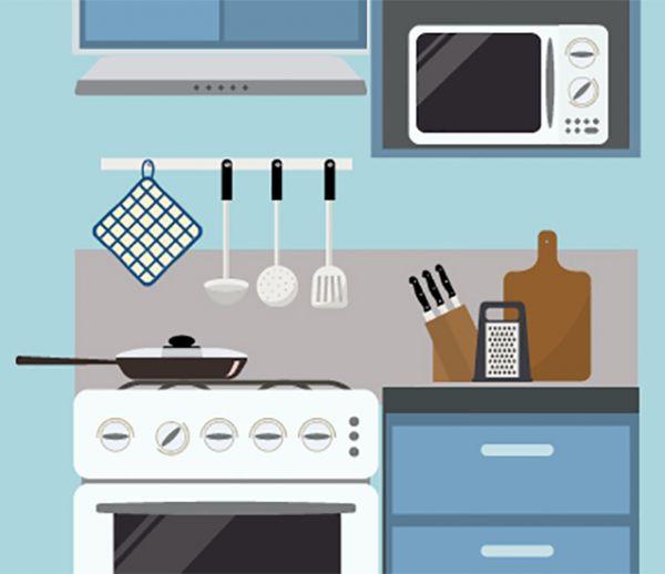Tout pour une petite cuisine optimisée