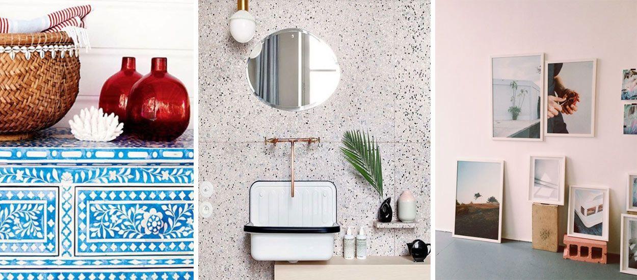 on vous d voile les prochaines tendances d co de 2018. Black Bedroom Furniture Sets. Home Design Ideas