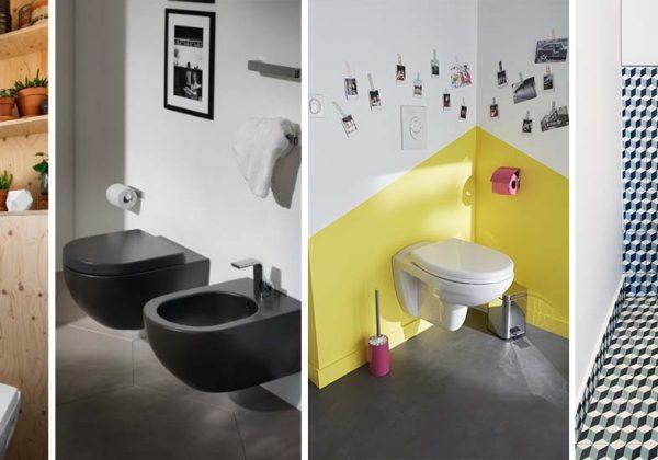 6 Idées Pour Des Toilettes Suspendues Super Tendance