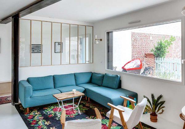 fabriquer un claustra interieur en bois. Black Bedroom Furniture Sets. Home Design Ideas