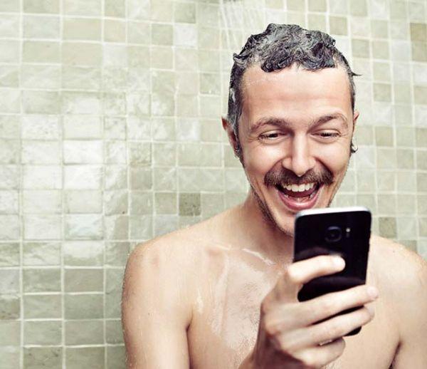 La nouvelle tendance : louer la salle de bains d'un inconnu le temps d'une douche