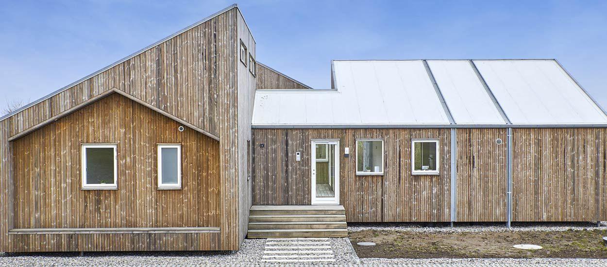 Voici la toute première maison biologique construite à base de déchets agricoles