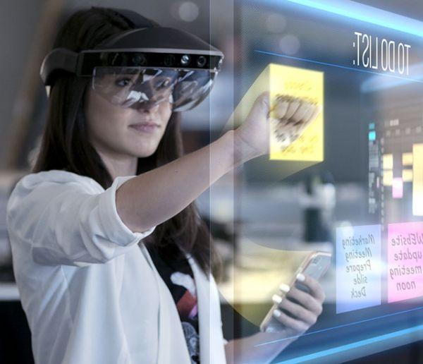 Ces lunettes de réalité augmentée peuvent déjà remplacer votre ordinateur !