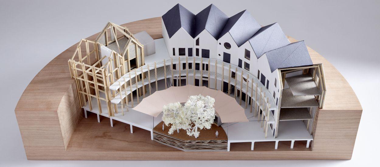 Ces architectes réhabilitent des sites industriels en immeubles étonnants