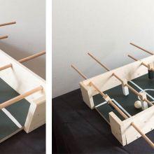 optimiser une petite salle de bains couloir am nager une salle de bains en longueur. Black Bedroom Furniture Sets. Home Design Ideas