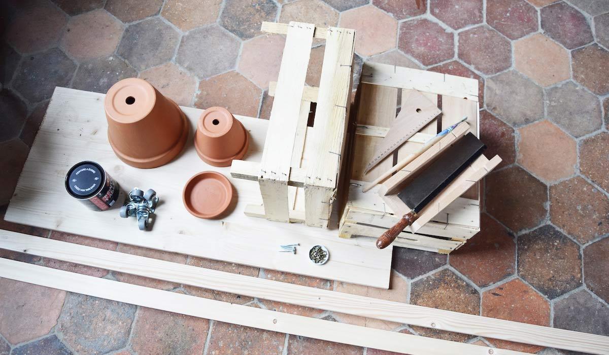 Que Mettre Dans Un Garde Manger diy : un meuble de rangement de cuisine pour vivre sans