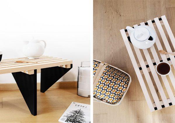 DIY : fabriquez une table basse peu coûteuse tendance ...