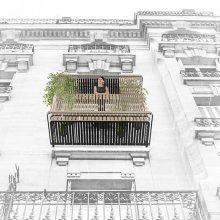 Ajoutez un balcon facilement à votre appartement sans travaux ou presque !