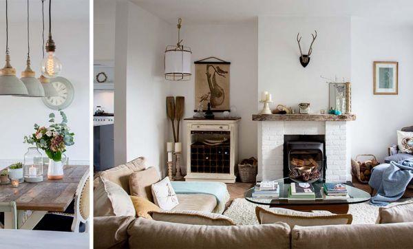 9 idées déco à piquer à ce bungalow transformé en maison familiale