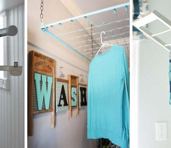 25 astuces de rangements pour la salle de bains rangement maquillage shampoing. Black Bedroom Furniture Sets. Home Design Ideas