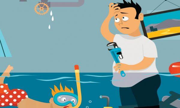 Voici la solution connectée pour vous éviter les fuites d'eau et vous aider à économiser des euros !