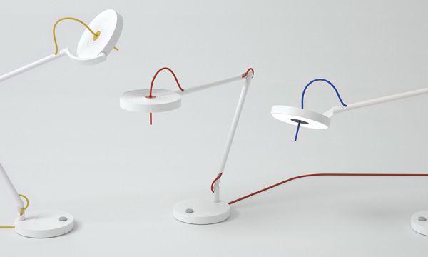 Pas besoin de Wi-Fi pour vous connecter à internet grâce cette lampe de bureau !
