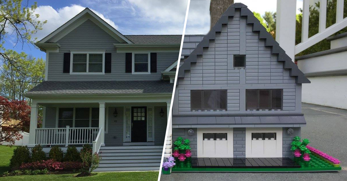 Plan pour construire une maison en lego ventana blog - Plan pour construire maison ...