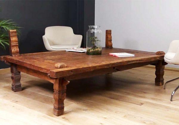 Tutoriel Video Apprendre A Restaurer Une Table En Bois Vintage