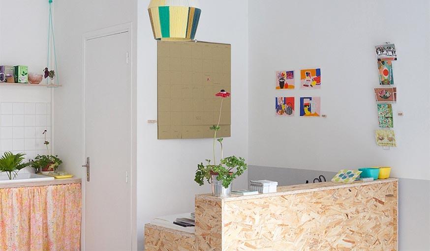 Idees Osb Dans La Decoration Decorer Avec De L Agglomere