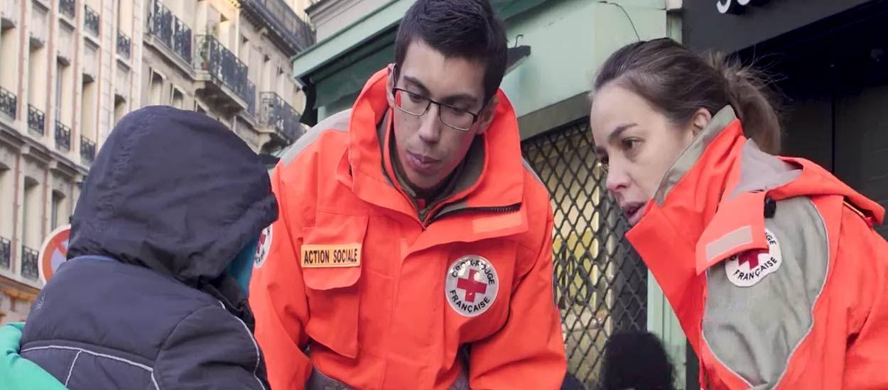30 euros pour offrir un sac de couchage à un SDF : la nouvelle campagne de la Croix-Rouge