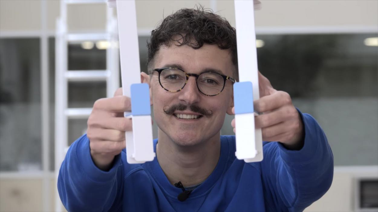 Découvrez l'invention française qui permet de changer sa housse de couette en 10 secondes