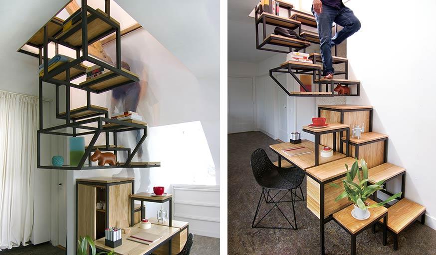 Selection D Escaliers D Interieur Colimacon Bois Moderne