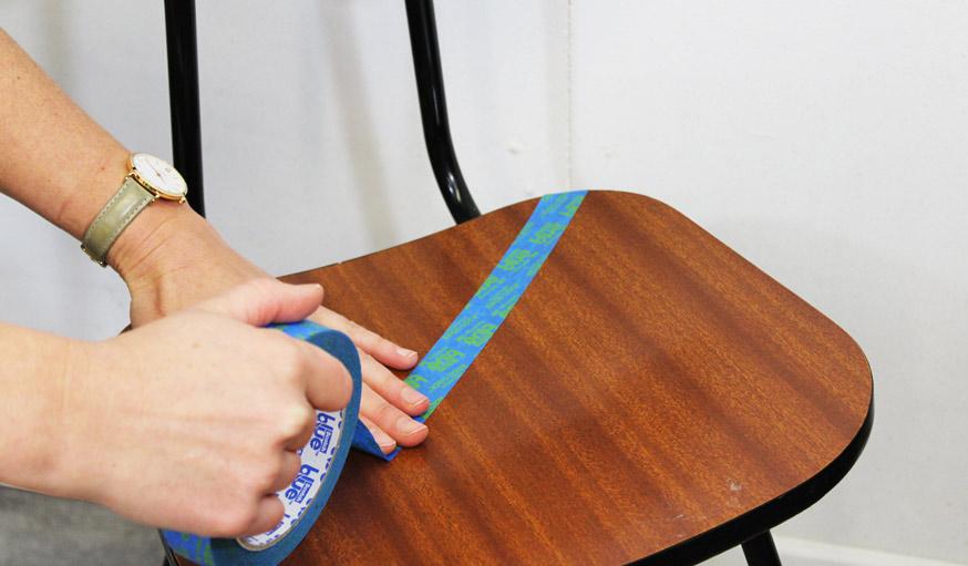 diy moderniser et relooker vos meubles en formica avec de la peinture. Black Bedroom Furniture Sets. Home Design Ideas