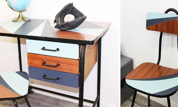 Tuto relooking : Donnez une nouvelle vie à vos meubles en formica !