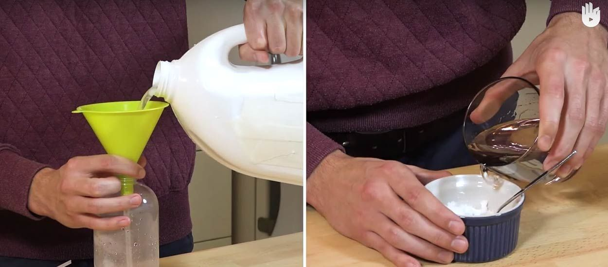 Tuto ménage écolo : Réalisez vous-même vos produits d'entretien non-toxiques